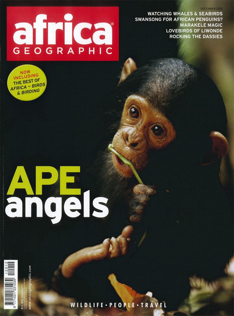 December 2012 Africa Geographic