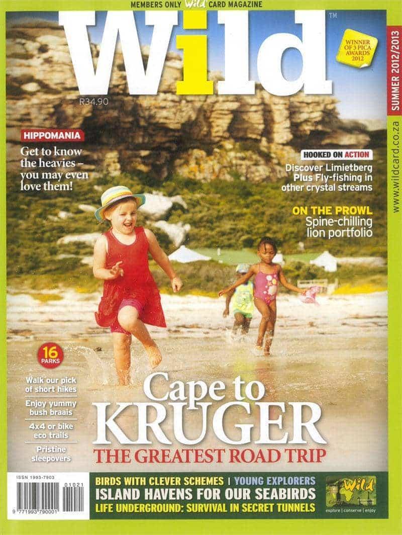 Wild Magazine Summer 2012.2013