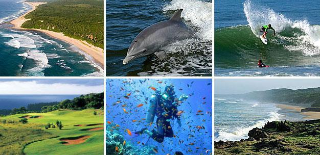 Dolphin Coast, KwaZulu-Natal