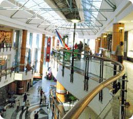 Fourways Mall, Sandton, Johannesburg