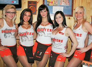 Hooters, Douglasdale, Fourways, Sandton