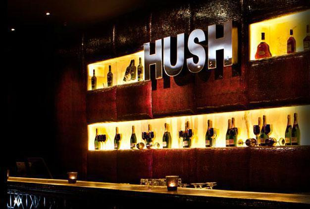 Hush Nightclub, Rosebank Design District, Johannesburg