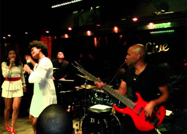 Katzy's Nightclub Rosebank