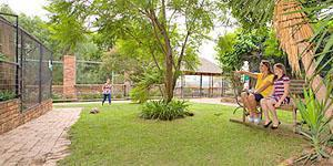 Lory Park Zoo and Animal Sanctuary Grounds, Midrand, Johannesburg