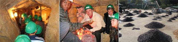 Mapatiza Mine Tour, Midrand
