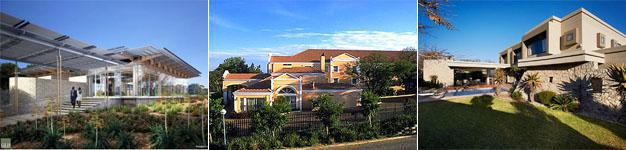 Midrand Business Hub and Residential Areas