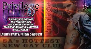 Privilege Gay Club, Douglasdale, Fourways