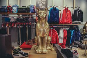 Puma Flagship Shop, Braamfontein