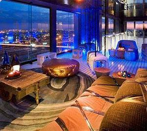 Randlords, Rooftop restaurant and bar, Braamfontein