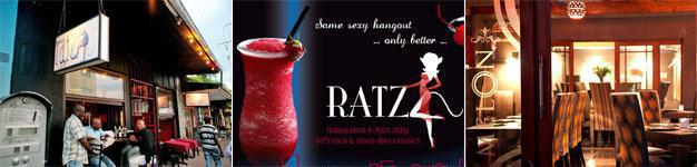 Ratz Bar and Melon Restaurant, Melville