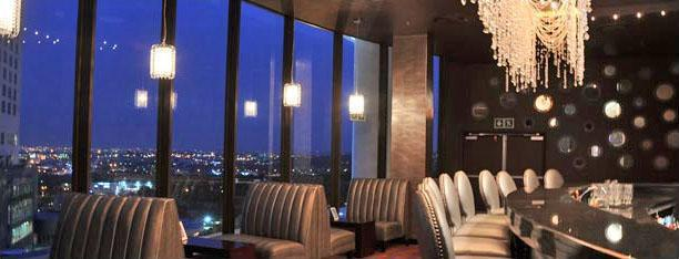Sky Bar, Holiday Inn, Sandton