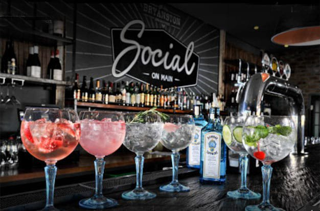 Social on Main Bar Bryanston