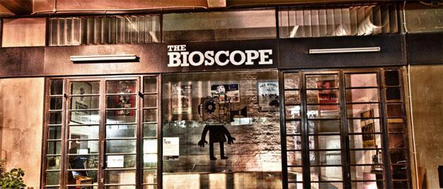 The Bioscope, Maboneng Precinct, Johannesburg