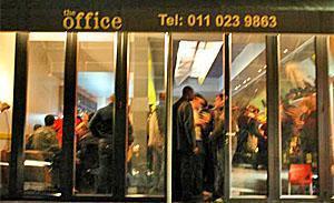 The Office, Greenside, Johannesburg