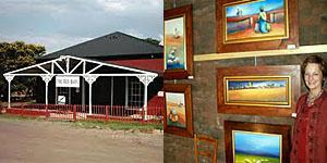 The Red Barn Art Gallery, Smithfield