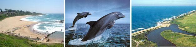 Tinley Manor Beach, Dolphin Coast, KwaZulu-Natal