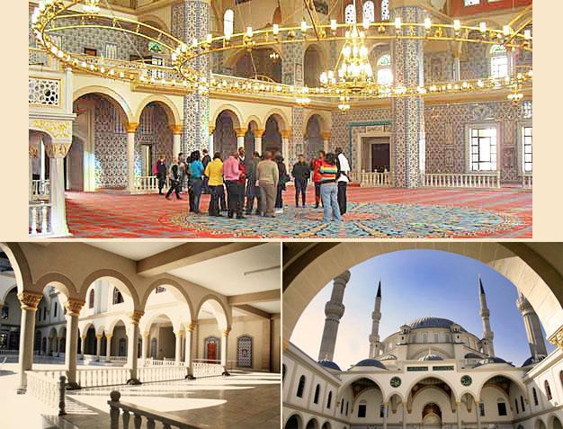 Turkish mosque, Nizamiye Turkish Masjid, Midrand
