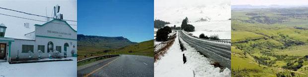 Van Reenen, Free State to KwaZulu Natal N3 Route, South Africa