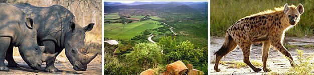 Weenen Nature Reserve, Battlefields, KwaZulu-Nata