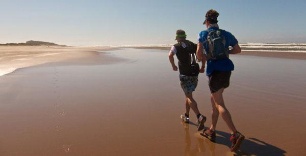 The Wild Coast Wildrun is arguably South Africa's premier multi-day trail running event.