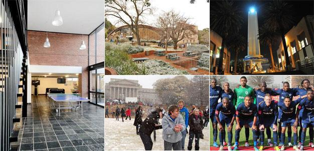 Wits University, Braamfontein, Johannesburg