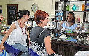 Yeesh for Kids Coffee Shop, Woodmead