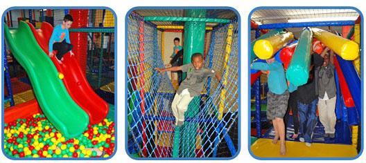 Yeesh for kids playground