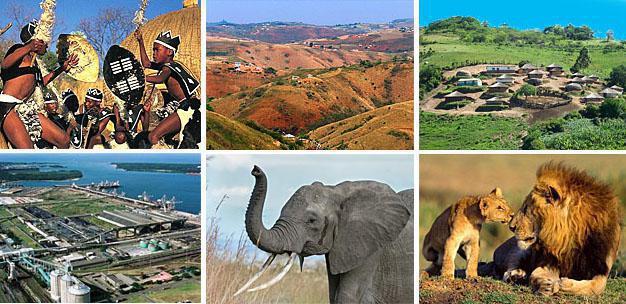 Zululand, KwaZulu-Natal