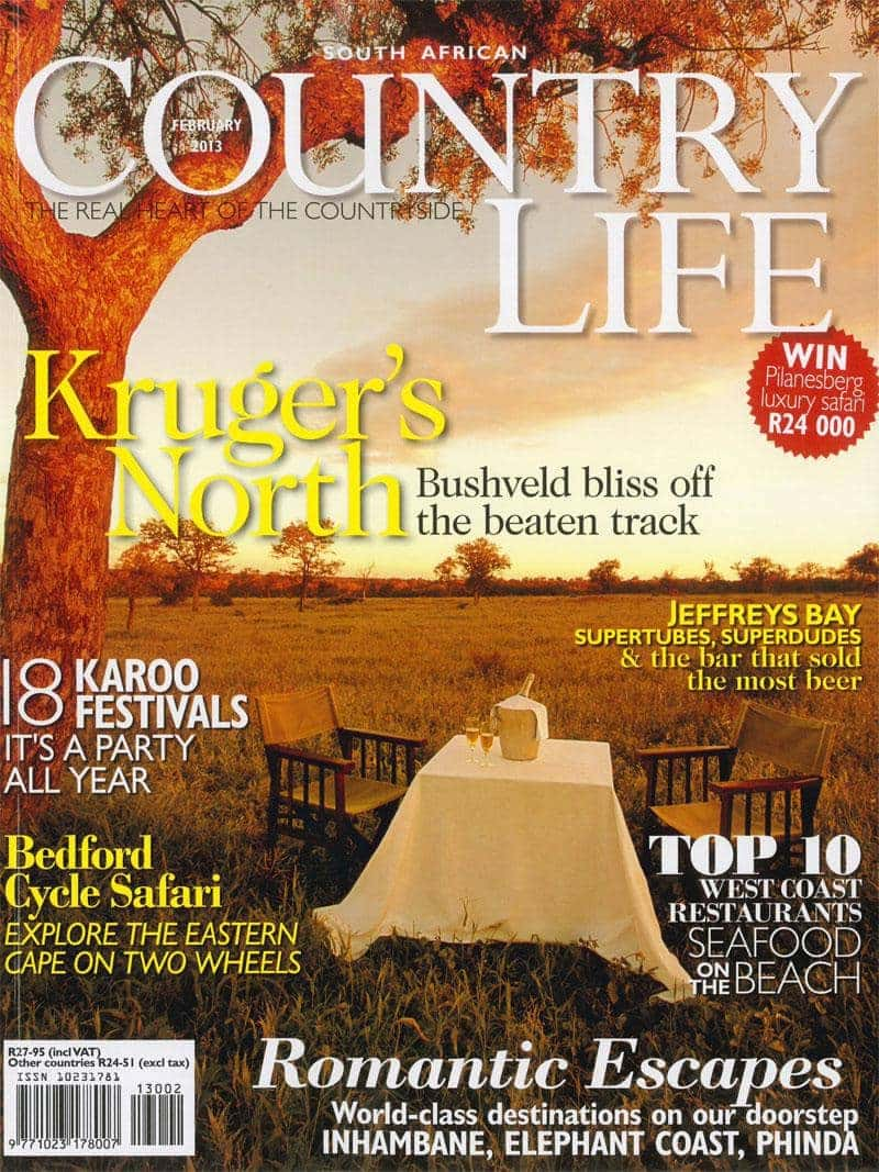 Country life February 2013