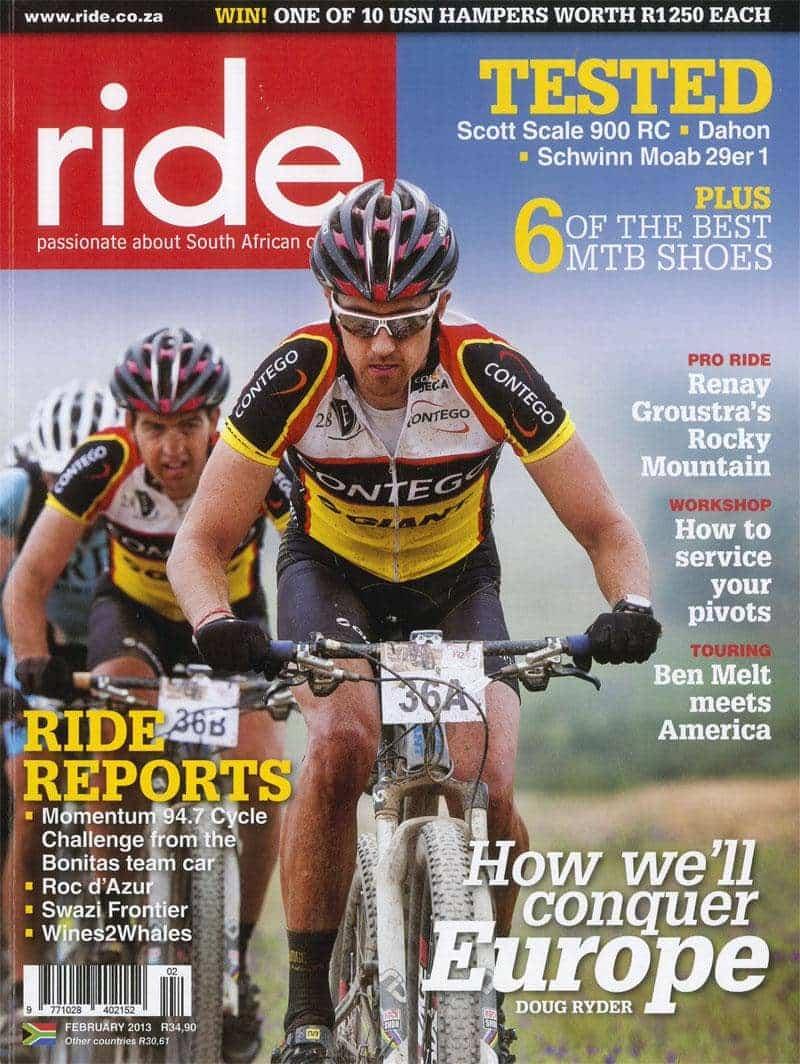 Ride February 2013