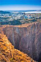 Cullinan (Premier) Diamond Mine Big Hole, Northern Gauteng