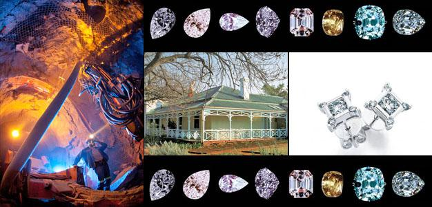 Cullinan (Premier) Diamond Mine, Northern Gauteng