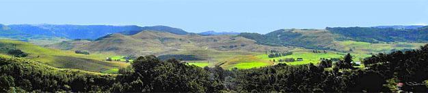 Dargle Valley, Natal Midlands, KwaZulu-Natal