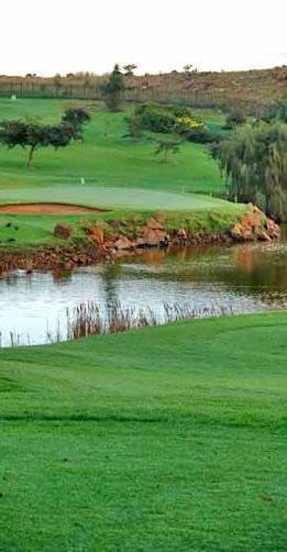 Krugersdorp Golf Club, West Rand, Gauteng