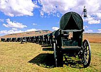 Voortrekker Monument, Battle of Blood River