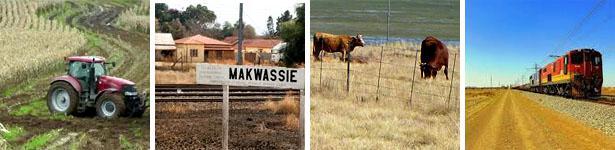Makwassie, North West Province, South Africa