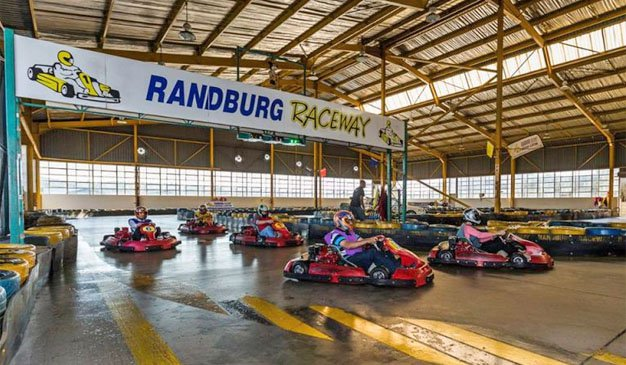 Randburg Raceway Go-Carting