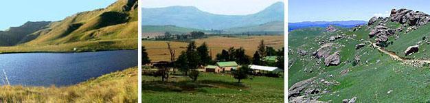 Swartberg, East Griqualand, KwaZulu-Natal
