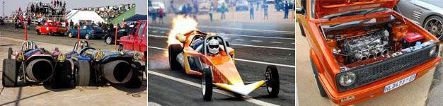 Tarlton International Raceway, Tarlton, West Rand, Gauteng