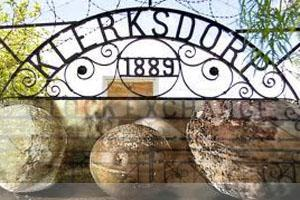 The Klerksdorp Museum and Klerksdorp Spheres, South Africa