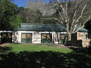 Platteklip Wash House, Table Mountain National Park