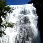 Waterfall in the Wathaba Wilderness, Mpumalanga Highlands