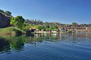 Bass Lake, Henley-on-Klip, Southern Gauteng, South Africa