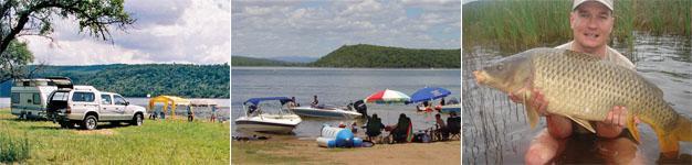 Doorndraai Dam, Limpopo for birding, water sports and fishing
