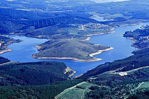 The Ebenezer Dam, Magoebaskloof, Limpopo, South Africa