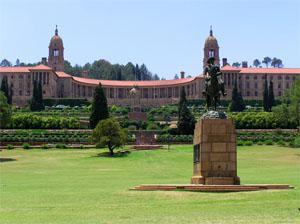 Union Buildings Pretoria (Tshwane) designed by Sir Herbert Baker