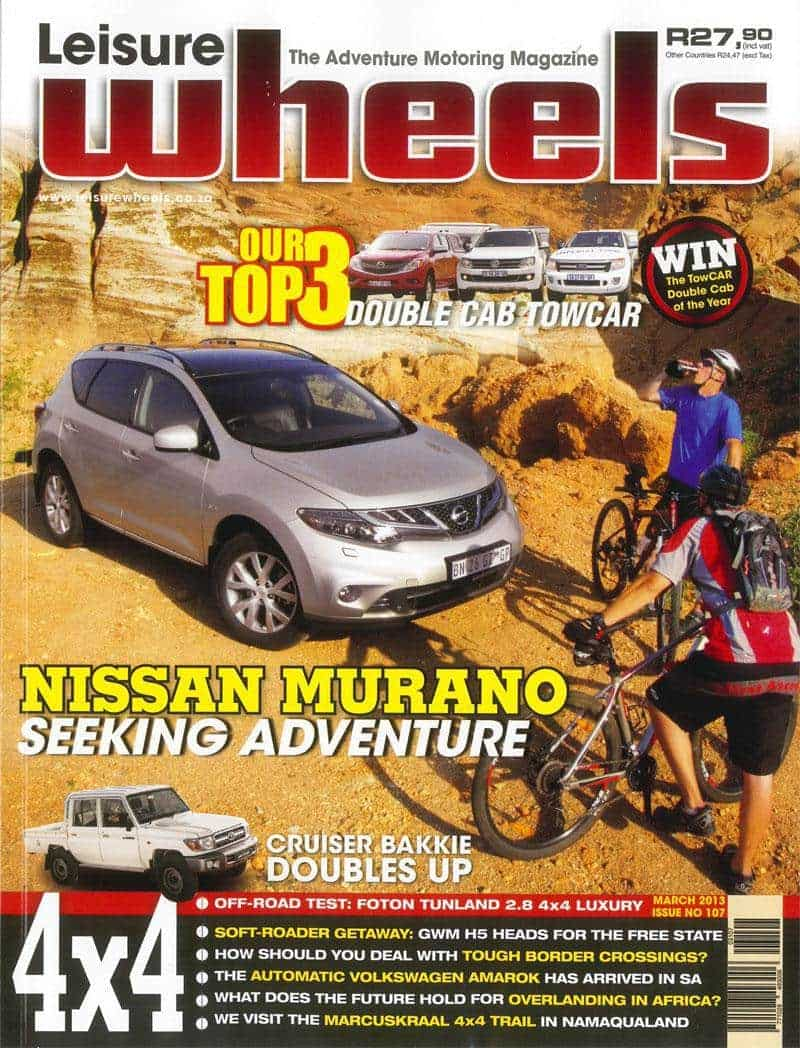 Leisure Wheels Tmb March 2013