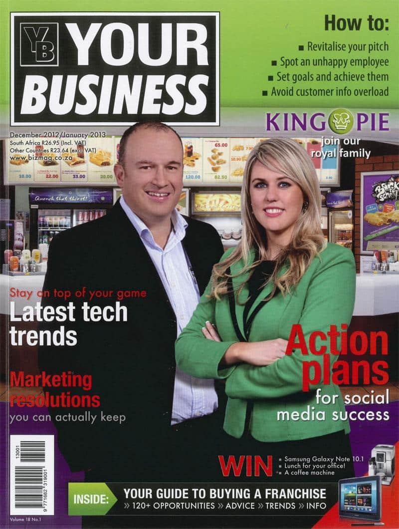 Your Business Dec 2012/Jan 2013