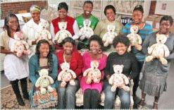 Taunina Toys Team, Cape Town