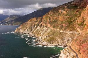 Chapman's Peak Drive, Hout Bay, Cape Town